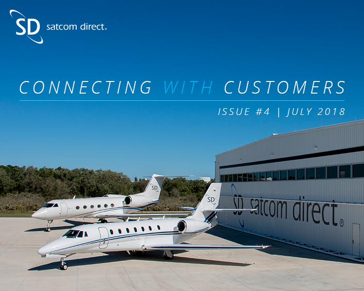 Connecting with Customers, Issue #4