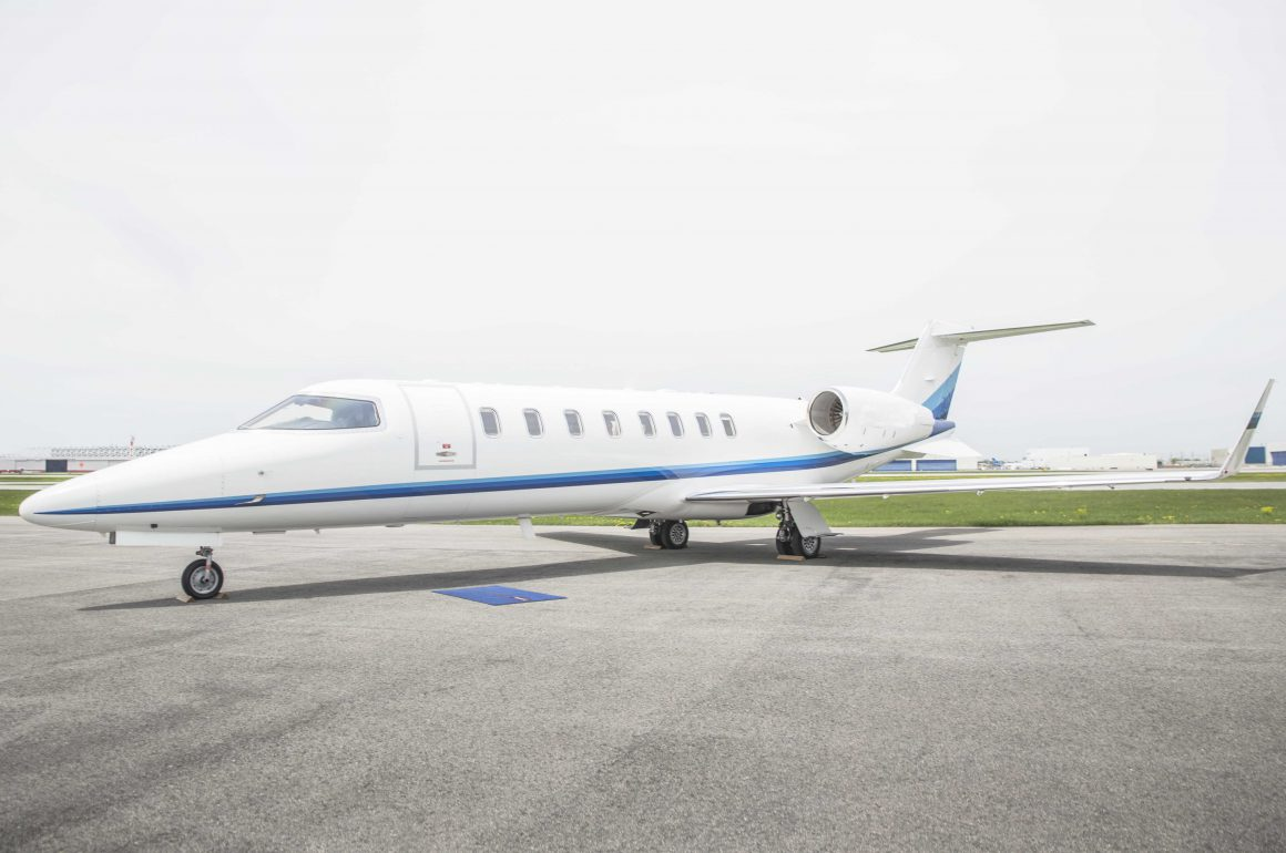 Lear-Jet-STC