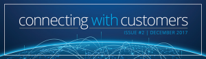 Connecting with Customers, Issue #2