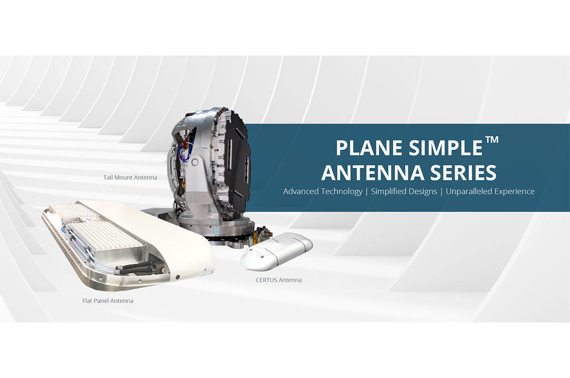 SD Plane Simple Antenna Series