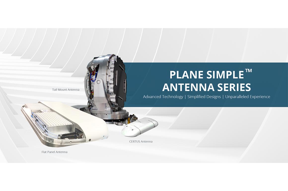 SD Plane Simple Antenna Series