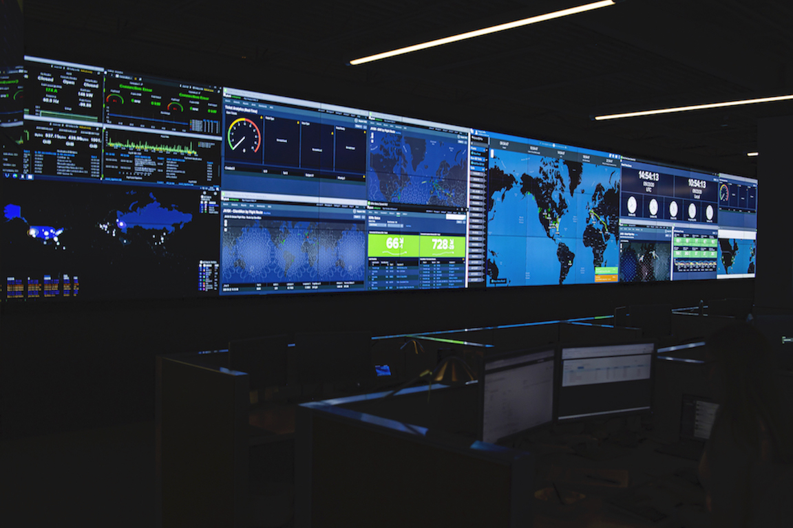 Satcom Direct Network Operations Center (NOC) 2.0
