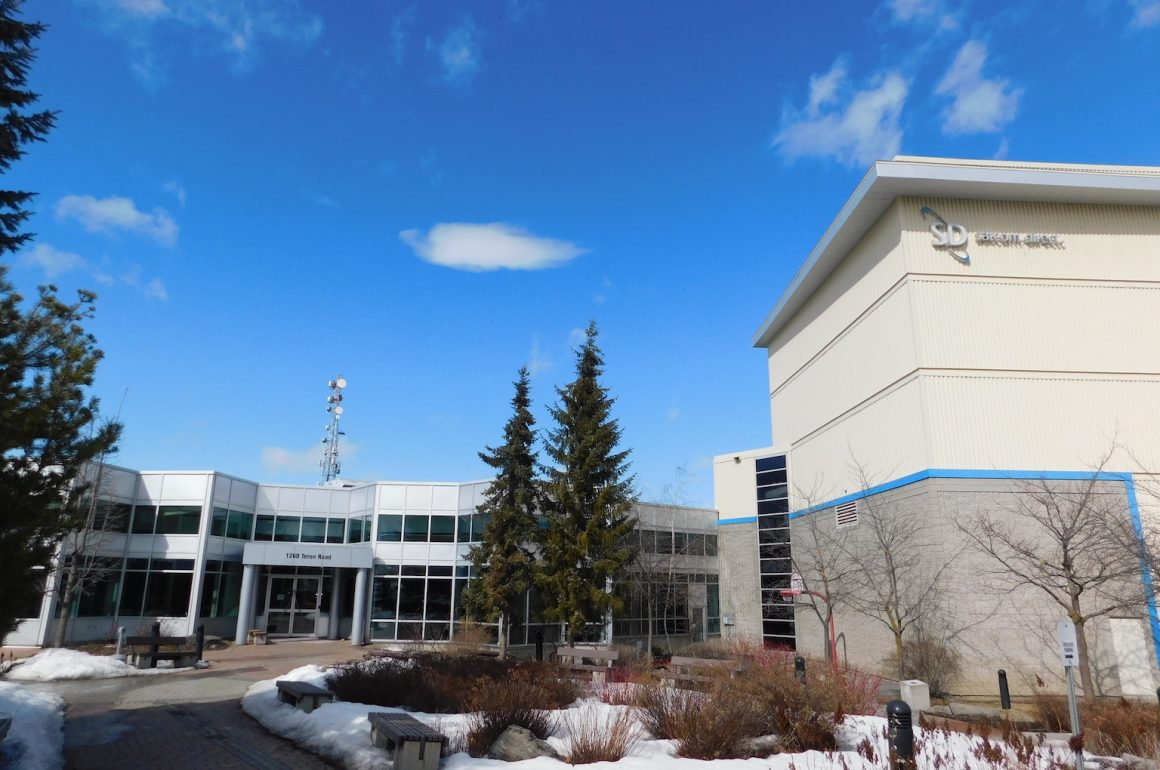 Satcom Direct Ottawa Facility