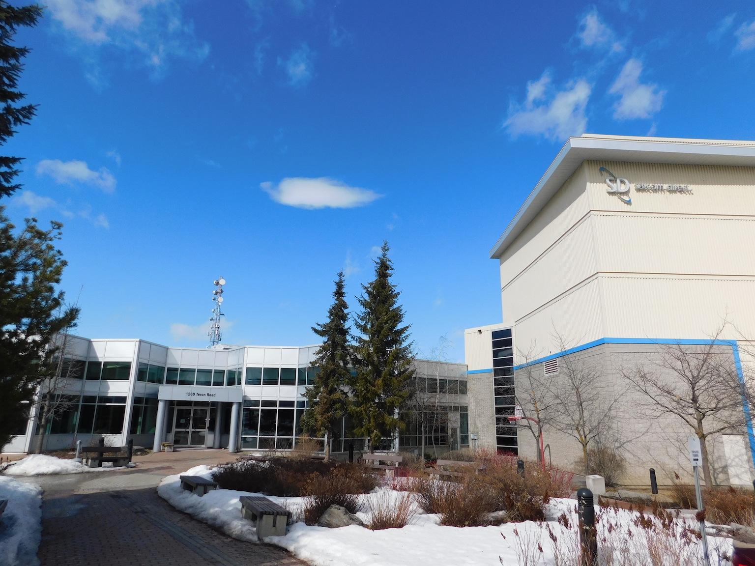 Satcom Direct Ottawa Facility