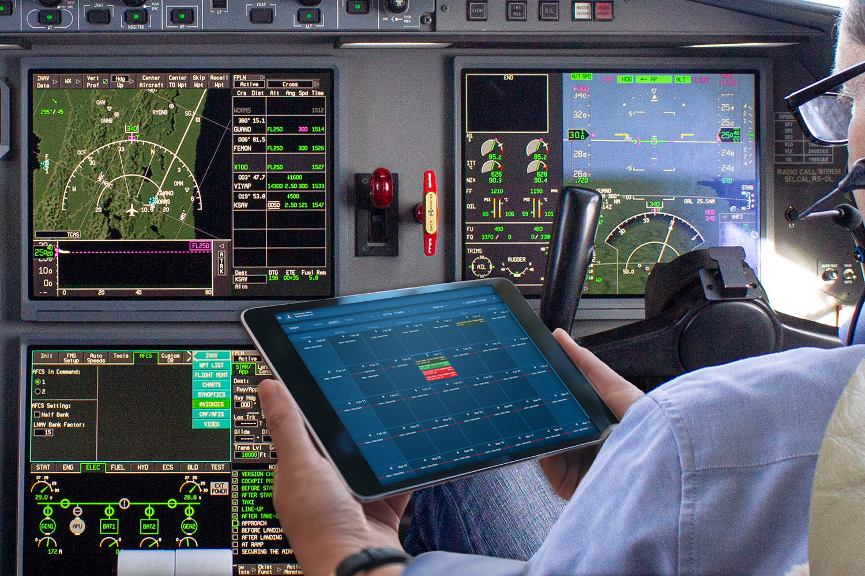 Polaris FlightRisk anaysis delivered direct to SD Pro platform